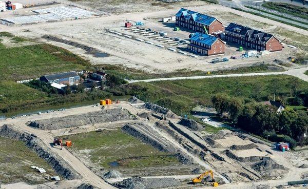 Parkrijk RijswijkBuiten realisatie infrastructuur