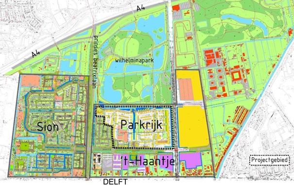 Parkrijk RijswijkBuiten 3