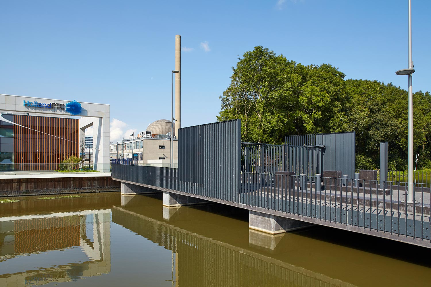 Project Brug Holland PTC te Delft - CMDCW