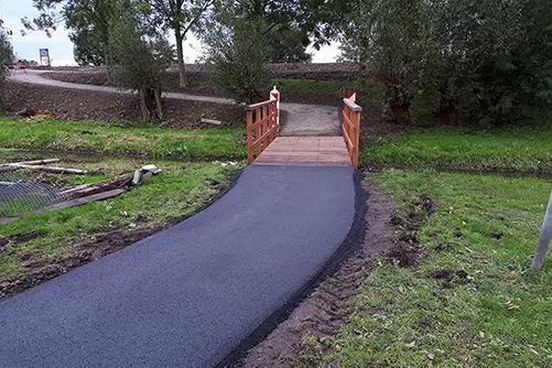 Reconstructie Kwakelweg asfalt - CMDCW